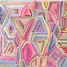 Abstract shapes by acquart