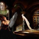 The angel woman. by alaskaman53