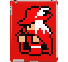 Red Mage iPad Case/Skin