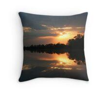 Sunset #5 Throw Pillow