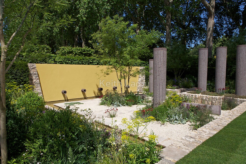 Best show garden at Chelsea Flower show 2011 by Keith Larby