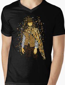 Klimt Eastwood Mens V-Neck T-Shirt