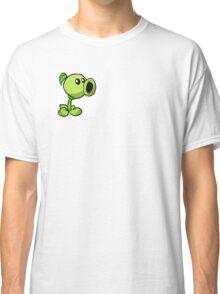 Peashooter Plants Versus Zombies Classic T-Shirt