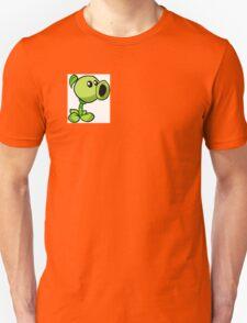 Peashooter Plants Versus Zombies Unisex T-Shirt