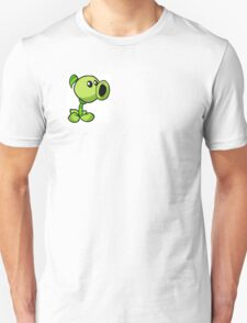 Peashooter Plants Versus Zombies T-Shirt