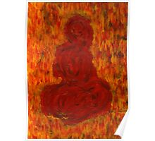 bodhisattva. reinos infernales. Poster