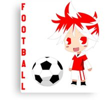 Chibi Arsenal M Canvas Print