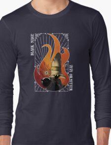 The Black Mage Long Sleeve T-Shirt