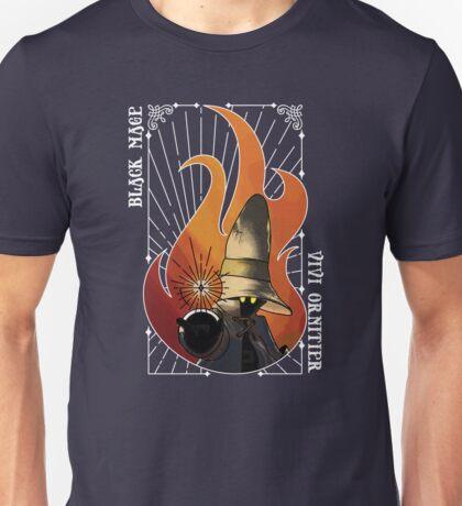 The Black Mage Unisex T-Shirt