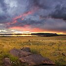 Grassridge Dam Panorama by Rob  Southey