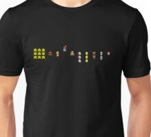 Mario Arecibo Message Unisex T-Shirt