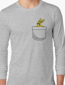 Mystery Science Crow Long Sleeve T-Shirt