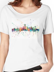 Dallas Texas Skyline Women's Relaxed Fit T-Shirt