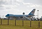 Airforce One by Nigel Bangert