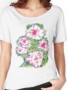 Flower T-shirt 2 Women's Relaxed Fit T-Shirt