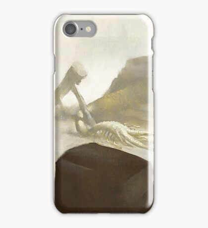 Temple of the Worm iPhone Case/Skin