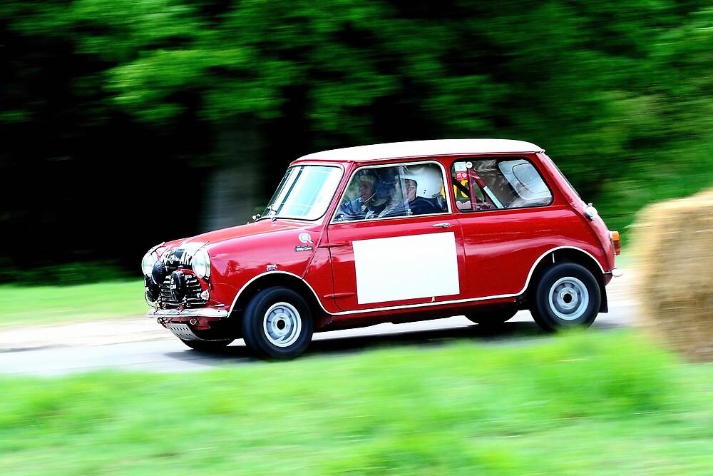Mini Cooper 1275'S' by Willie Jackson