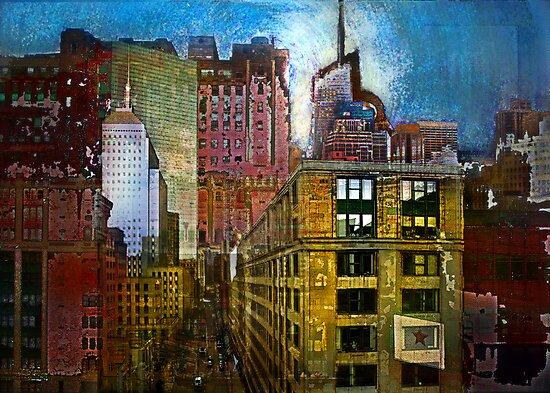 Places to Hide by Elizabeth Bravo