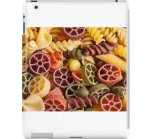 Pasta background iPad Case/Skin