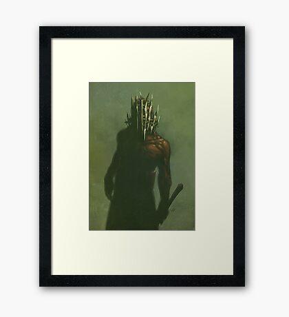 Cenobite Framed Print