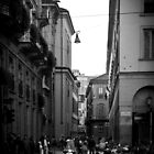 Near the scala by Keiro