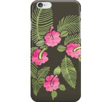 Flor de Watercolor iPhone Case/Skin