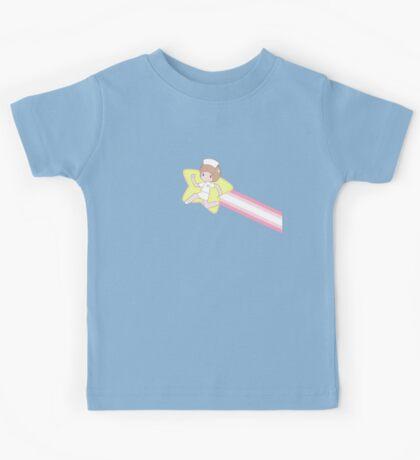 Kill la Kill - Mako Star Jump (Nurse) Kids Tee