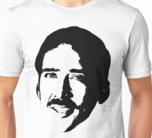 Nicolas Cage 2 Unisex T-Shirt