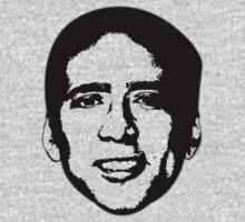 Nicolas Cage by BonnieLizzie
