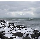 Wintersea, Alftanes (Iceland) by Madeleine Marx-Bentley