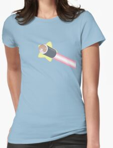 Kill la Kill - Mako Star Jump (Sushi) Womens Fitted T-Shirt