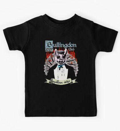 the Bullingdon Club Kids Tee