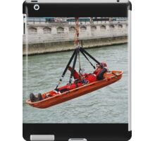 Grimp Firefighters,Paris iPad Case/Skin