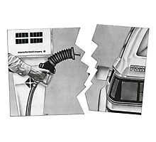 Gas Prices... maybe not so much... Photographic Print