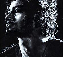 Zayn Malik by lunaperriART
