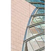 Architectural Abstract No.3 Photographic Print