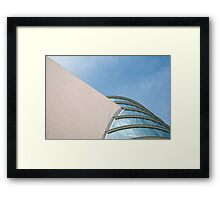 Architectural Abstract No.2 Framed Print