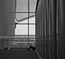 Never Alone - Denver International Airport by NewVariant