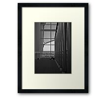 Never Alone - Denver International Airport Framed Print