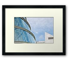 Architectural Abstract No.4 Framed Print