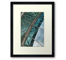 Architectural Abstract No.5 Framed Print