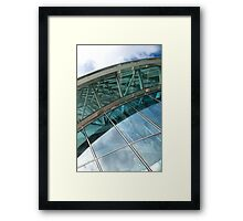 Architectural Abstract No.6 Framed Print