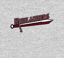 Highlanders Baseball Team Logo Unisex T-Shirt