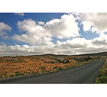 Road to Glenveagh national park #2 Photographic Print