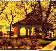 Depot Park Gazebo by rocamiadesign
