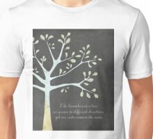 Family tree style quote Unisex T-Shirt