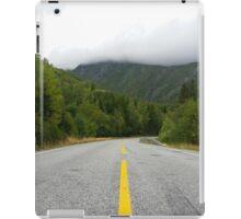 The Road to Oslo iPad Case/Skin
