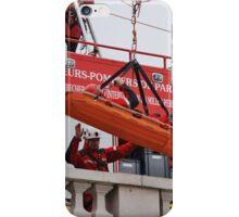 Firefighter exercise, Paris iPhone Case/Skin