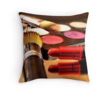 Color Me Beautiful #1 Throw Pillow