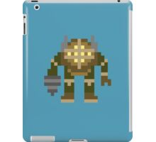 8-Bit Big Daddy iPad Case/Skin